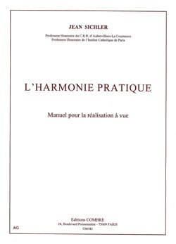 Jean Sichler - Practical Harmony - Sheet Music - di-arezzo.com