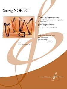 Soazig Noblet - Danses Bretonnes - Partition - di-arezzo.fr