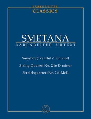Bedrich Smetana - String Quartet N ° 2 in D minor - Sheet Music - di-arezzo.co.uk