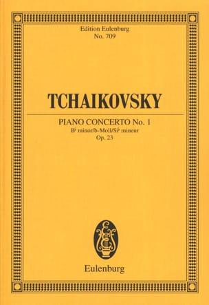 TCHAIKOVSKY - Klavier-Konzert Nr. 1 B-Moll - Sheet Music - di-arezzo.co.uk