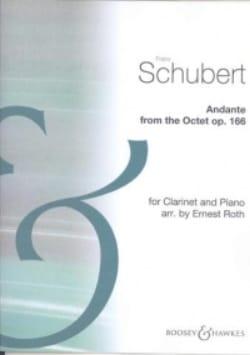 Andante From The Octet Op.166 - SCHUBERT - laflutedepan.com