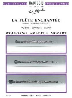 MOZART - The Magic Flute Ouzounoff - Sheet Music - di-arezzo.co.uk
