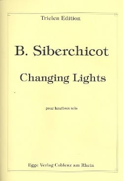 Bruno Siberchicot - Changing Lights - Sheet Music - di-arezzo.co.uk
