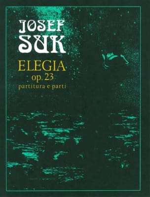 Josef Suk - Elegie Op.23 - Sheet Music - di-arezzo.co.uk