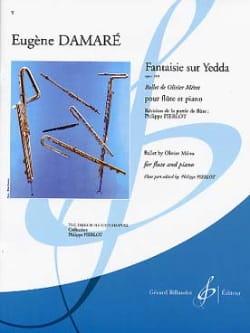 Eugène Damaré - Fantaisie sur Yedda - Partition - di-arezzo.fr
