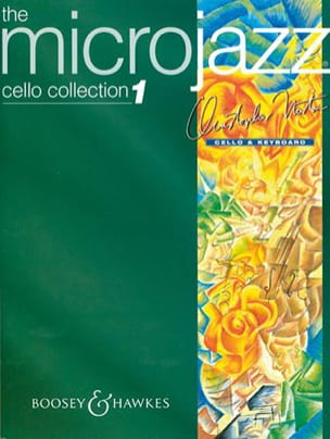 Microjazz Cello Collection 1 Christopher Norton Partition laflutedepan