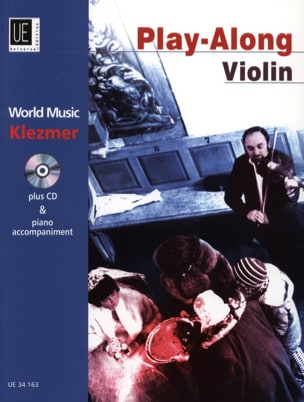 - World Music - Klezmer Violon / Piano - Partition - di-arezzo.fr