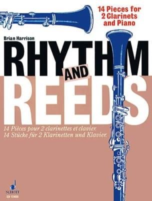 Rhythm and Reeds 14 Stücke - Brian Harrison - laflutedepan.com