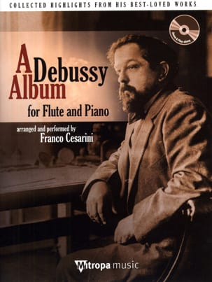 DEBUSSY - A Debussy Album - Sheet Music - di-arezzo.co.uk