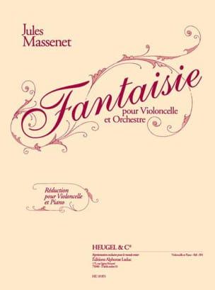 Jules Massenet - Fantaisie - Partition - di-arezzo.fr