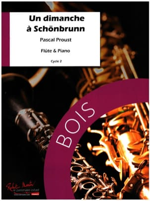 Pascal Proust - Sunday in Schönbrunn - Sheet Music - di-arezzo.co.uk