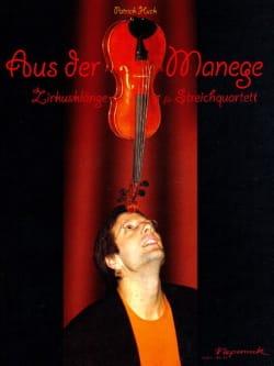 Patrick Huck - Aus Der Manege - Partition - di-arezzo.fr