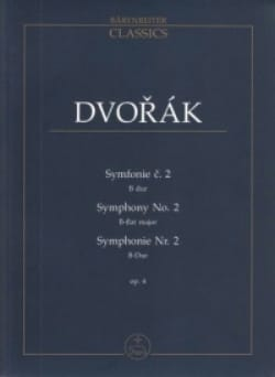 DVORAK - Symphony Nr. 2 - Partitur - Sheet Music - di-arezzo.co.uk