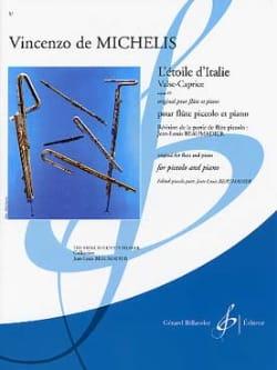 L'Etoile d'Italie Op. 45 - Michelis Vincenzo De - laflutedepan.com
