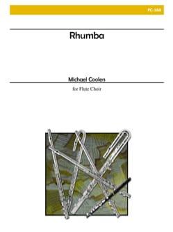 Rhumba Michael Coolen Partition Flûte traversière - laflutedepan