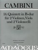 Quintette Nr. 14 En Sib Maj. - laflutedepan.com