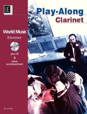 - Play-Along Clarinet - Klezmer - Partition - di-arezzo.fr