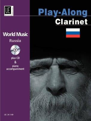 - Play-Along Clarinet - Russia - Sheet Music - di-arezzo.com