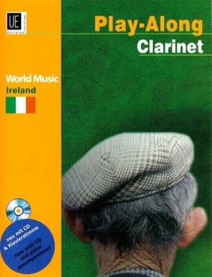 Play-Along Clarinet - Ireland Partition Clarinette - laflutedepan