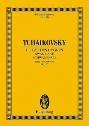 TCHAIKOVSKY - Swan Lake - Sheet Music - di-arezzo.co.uk