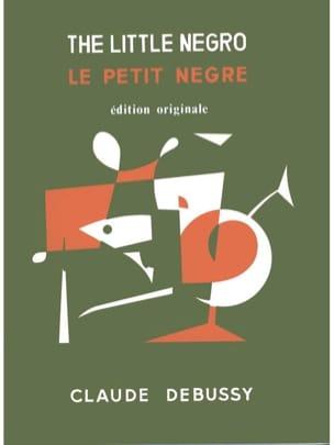 DEBUSSY - Petit nègre - Basson - Partition - di-arezzo.fr