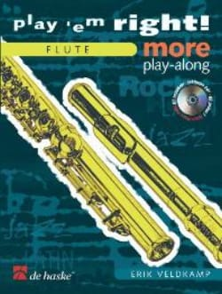 Play'em Right - More Play-Along Flûte - laflutedepan.com