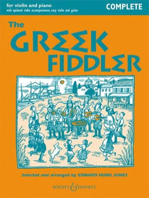 The Greek Fiddler Complete - Partition - Violon - laflutedepan.com