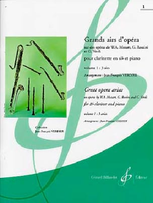 - Great Opera Airs Volume 1 - Sheet Music - di-arezzo.com