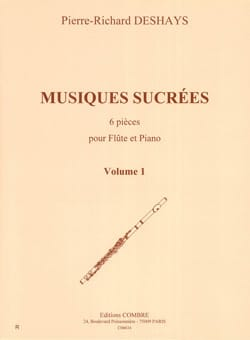 Pierre-Richard Deshays - Sweet Music Volumen 1 - Partitura - di-arezzo.es