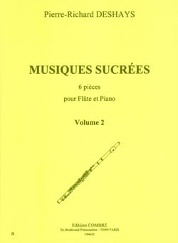 Pierre-Richard Deshays - Sweet Music Volume 2 - Sheet Music - di-arezzo.com