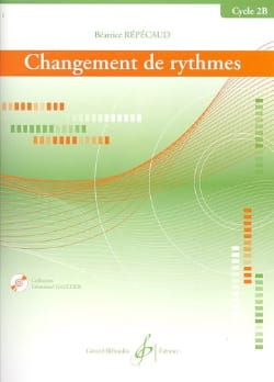 Béatrice Répécaud - Rhythm Change Cycle 2B - Sheet Music - di-arezzo.com