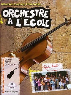 Marie-Laure Paradis - Orchestra at School Volume 1 - Student - Sheet Music - di-arezzo.co.uk