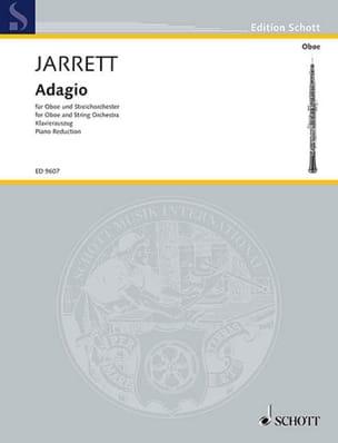 Keith Jarrett - Adagio - Partition - di-arezzo.fr