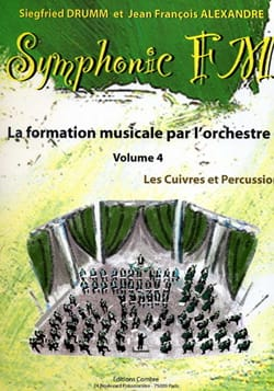 DRUMM Siegfried / ALEXANDRE Jean François - Symphonic FM Volume 4 - Brass and Percussion - Sheet Music - di-arezzo.co.uk