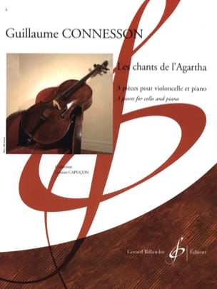 Guillaume Connesson - Canciones de Agartha - Partitura - di-arezzo.es