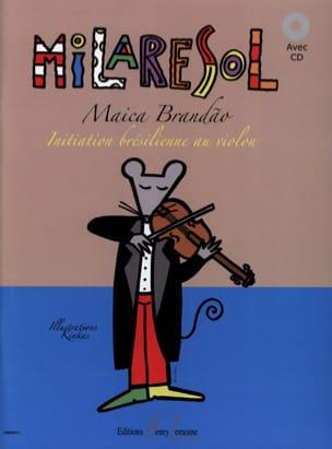 Maica Brandao - Milaresol - Partitura - di-arezzo.es