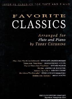 - Favorite Classics - Partition - di-arezzo.fr