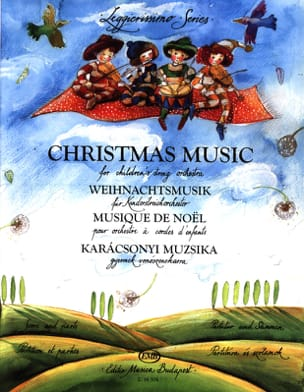 - Christmas Music for Children String Orchestra - Score & Parts - Partition - di-arezzo.fr
