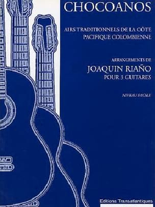 Traditionnels - Chocoanos - Sheet Music - di-arezzo.com