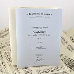 6 Sinfonie op. 5 -Volume 1-2 - laflutedepan.com