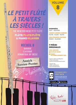 - The Little Flute Through The Centuries - Sheet Music - di-arezzo.co.uk