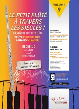 - The Little Flute Through The Centuries! Volume 9 - Collection C - Sheet Music - di-arezzo.com