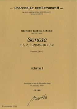 Sonate a 1, 2, 3 — Volume 1-2 - laflutedepan.com