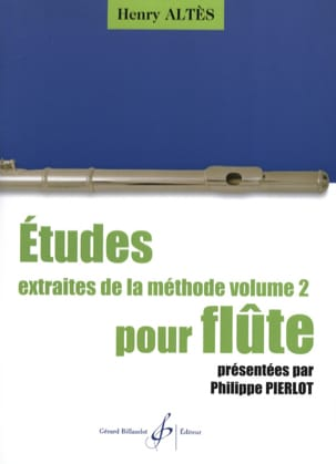 Henri Altès - Studies Extracted from the Volume 2 Method - Sheet Music - di-arezzo.com