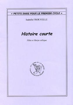 Isabelle Frouvelle - Short History - Sheet Music - di-arezzo.co.uk