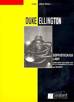 Sophisticated Lady - Duke Ellington - Partition - laflutedepan.com
