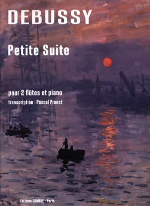 DEBUSSY - Small suite - Sheet Music - di-arezzo.co.uk