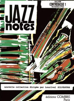 Patrice Soler - Jazz Notes Contrebasse 1 - Partition - di-arezzo.fr