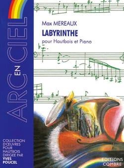 Max Méreaux - Labyrinthe - Partition - di-arezzo.fr