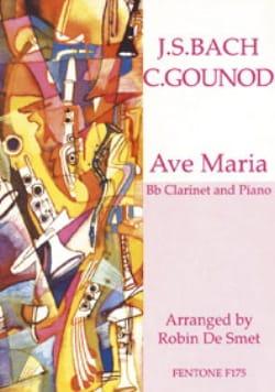 Ave Maria Bach Johann Sebastian / Gounod Charles laflutedepan